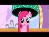 Детский Мультик Мой маленький пони  Пинки пай выпрямила волосы