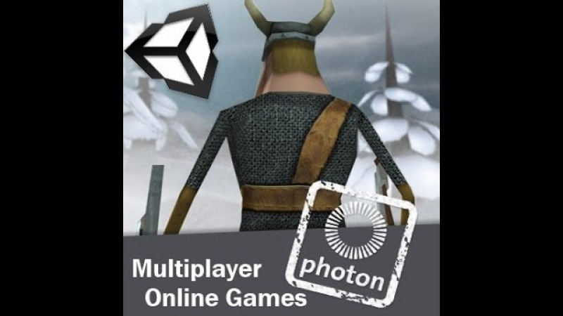 Создание онлайн игры на Photon Cloud и Unity3D(Live!)