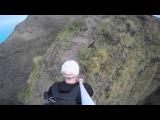 Прогулка по горной тропе на Гавайском острове Кауаи