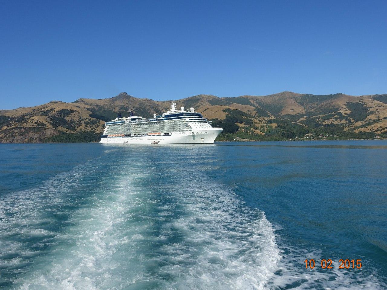 Австралия и Новая Зеландия в морском круизе на лайнере Celebrity Solstice.