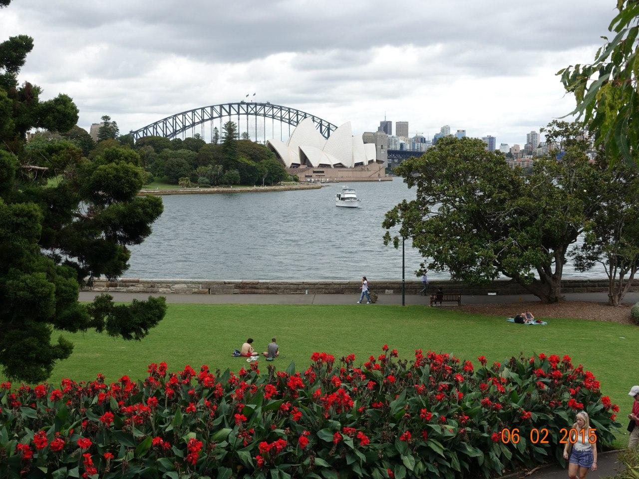 Австралия и Новая Зеландия в морском круизе