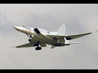 Ту-22М3 Сверхзвуковой дальний бомбардировщик ракетоносец