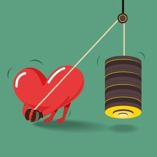 Почему сердце очень мощное?