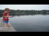 Как надо ловить рыбу-How to fish