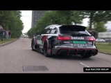 Audi RS6 DTM 1000 HP Drive Accelerations Vagif Channel