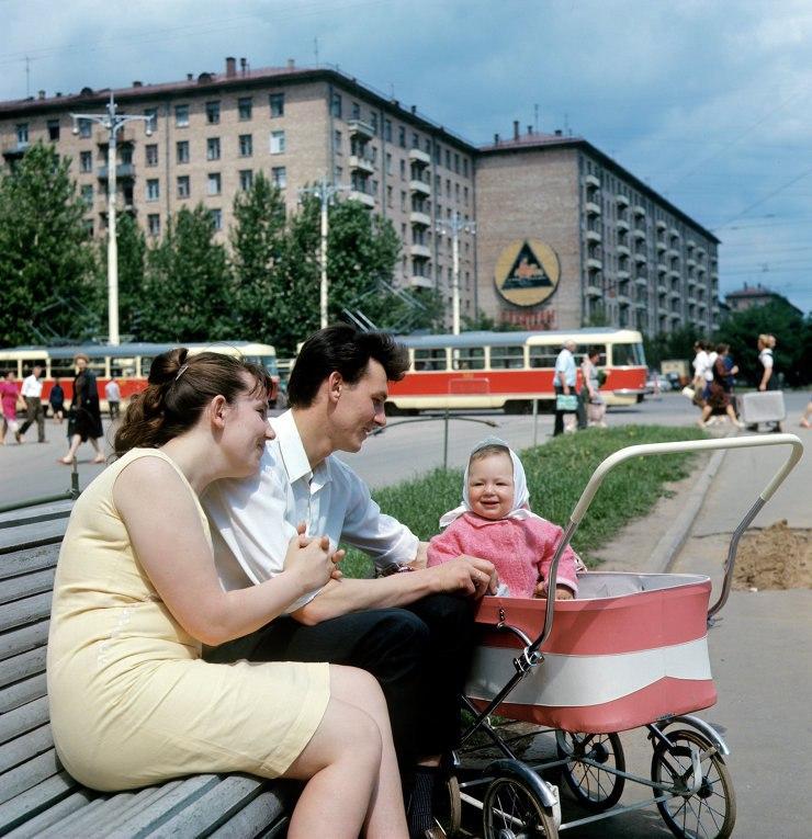 Eyn6HoC01H4 - 19 фото о счастливой жизни в СССР