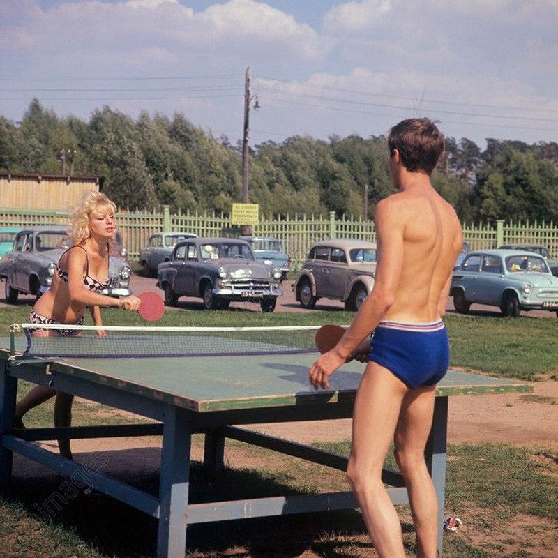 nuAH eKWN30 - 19 фото о счастливой жизни в СССР