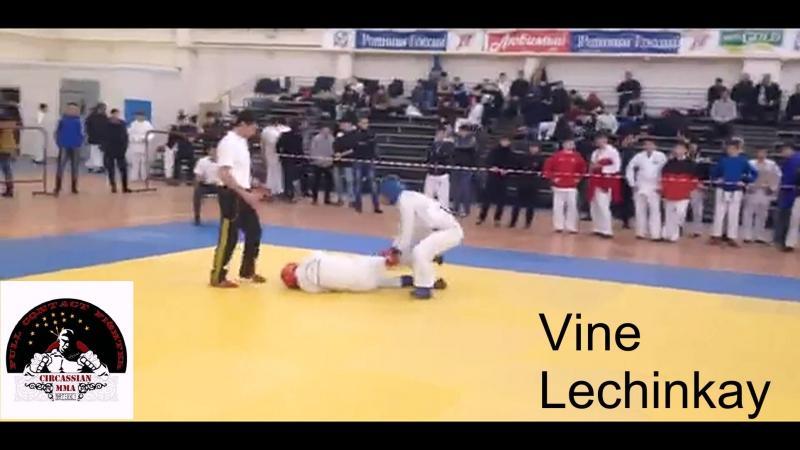 Рустам Камготов|Fight Club Lechinkay👊|Vine