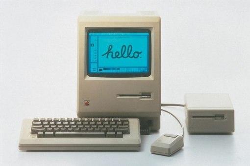 фото Apple Macintosh