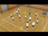 Haikyuu!! [08][JAM][RG VGW] 1 сезон 8 серия