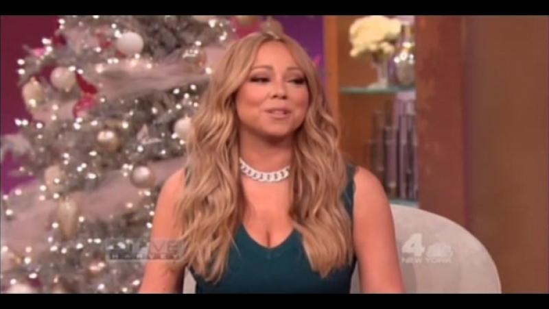 The Steve Harvey Show (2015.11.25 Mariah Carey)