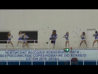 Талисман хоккейного клуба Буран