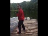Спешл,даша в озере 18+(голая)