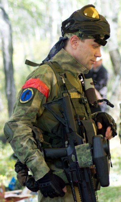 Алексей Свинин