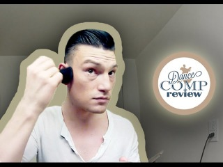 DCR Tutorial - Dance Competition MakeUp For Men