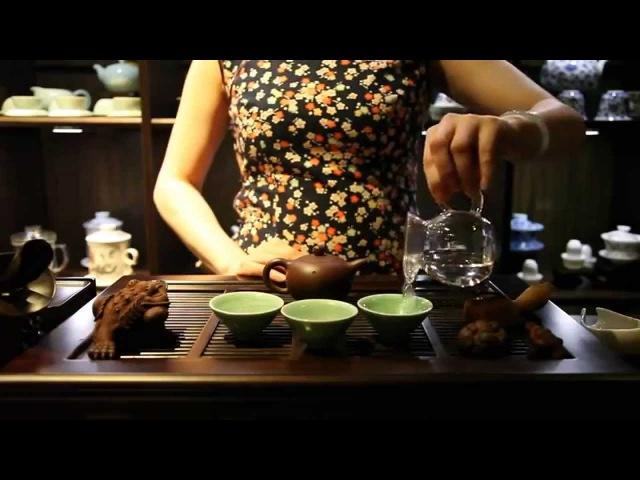 как правильно заваривать синий чай из тайланда