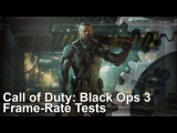 Call of Duty: Black Ops 3 PS4 vs Xbox One Campaign Frame-Rate Test