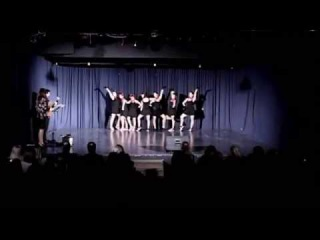 "-   ackstage Dance Revolution - Je veux & ""Irida - Antonis Duet"""