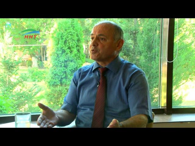 Дагестанский комментатор Рамазан Рабаданов. Программа