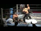 The Brahman Brothers vs. Shuji Ishikawa &amp Masato Shibata The Great Trash Death Match - UWA World Tag Team Title Union Pro Ame Ni Mo Makezu Union 17.06.2015