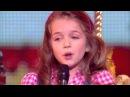 Erza 8 years old sings La vie en rose by Edith Piaf Final 2014 France's Got Talent 2014