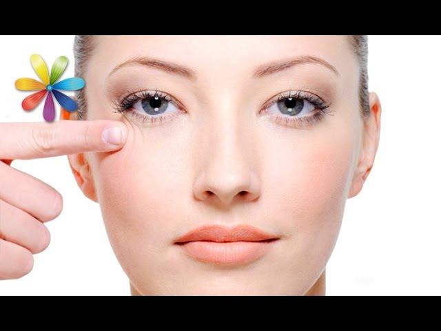 Лимфодренажный массаж вокруг глаз – Все буде добре. Выпуск 715 от 02.12.15