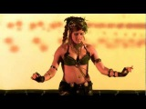 Thalita Menezes - Egyptic by Beats Antique _ Tribal Fusion Bellydance