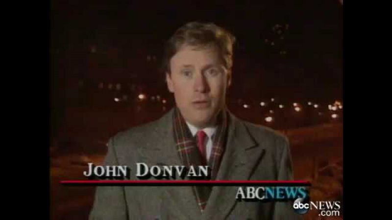 End of Soviet Union - On the News 12/8/1991 ABC News Coverage