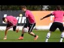 La Juventus prepara la sfida con l'Atalanta - Building up to Bergamo