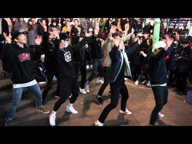 D O B 디오비 20160128 홍대 공연《BANG BANG BANG》 BIGBANG