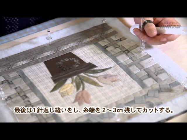 [NHK出版]斉藤謠子 キルトの花束