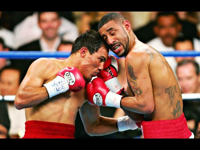 Мировой Бокс Хосе Луис Кастильо Диего Чико Корралес 1 бой