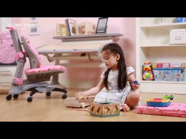 Парты и кресла Comf-Pro и Mealux (Меалюкс) Детский магазин Топик