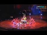 Цирк дю солей в Дубаи. Cirque du soleil in Dubai - Dralion