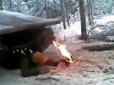 Подбитый танк, Елецк