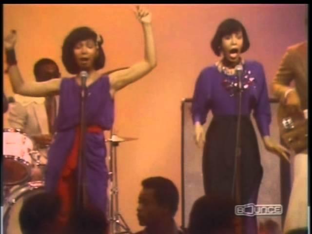 Soul Train Le Freak Chic