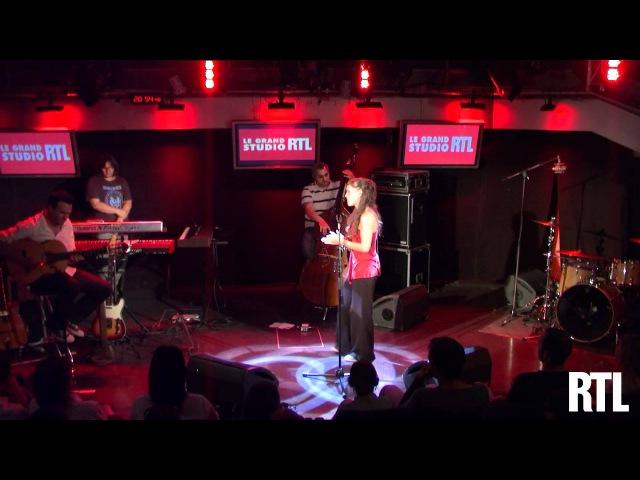 ZAZ historia de un amor en live sur RTL - RTL - RTL