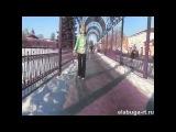 Журналисты НК прокатились по городу на коньках