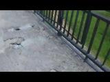 Мост для пешеходов и велосипедистов в Чебоксарах