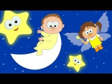 Lullaby - Twinkle Twinkle Little Star Lullabies For Babies Bedtime Songs HooplaKidz TV