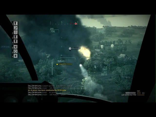 Operation flashpoint - dragon rising multiplayer trailer
