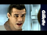 Vitor Belfort e Lutadores UFC Vai Amarelar O Retorno Gillette Prestobarba