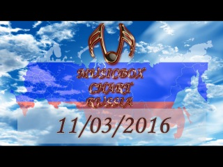 MUSICBOX CHART RUSSIA TOP 20 (11/03/2016) - Russian United Chart