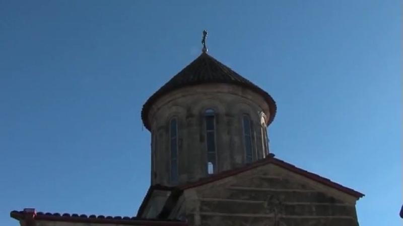 Грузия православная - хор монастыря Зарзма