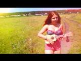 Сати Казанова ft. Arsenium – До Рассвета (cover),красивая милая девушка круто спела кавер на укулеле,поёмвсети,красивый голос