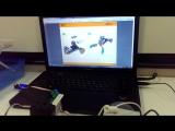 Создание программы для робота с щипцами