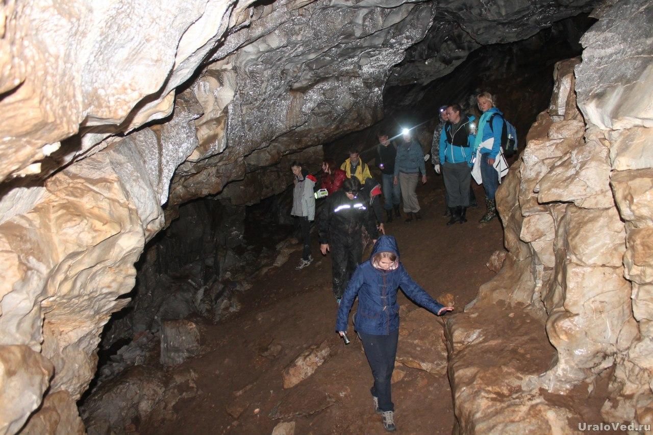 Пещера Дружба в Оленьих ручьях