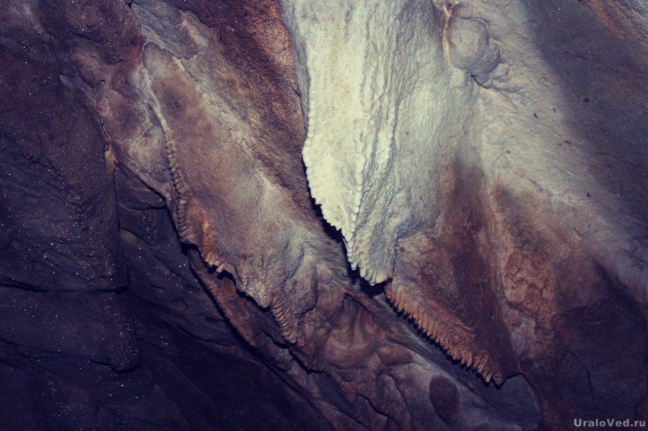 Марсианский грот на реке Серге