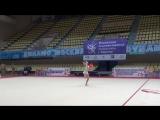 Арина Аверина, мяч 2016