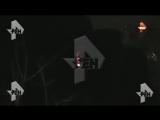 Пожарные на огромной высоте тушат монастырь в Москве (видео)
